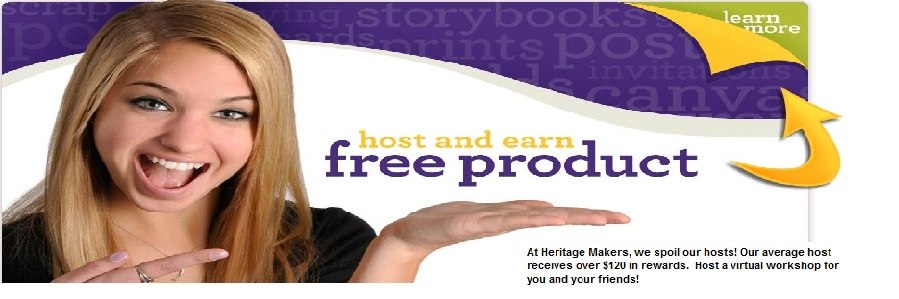 Contact the Storybook Coach to schedule a free virtual workshop with you and your friends to start earning free product!
