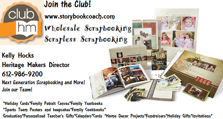 Get on the train and join the thousands that are flocking to the next generation of scrapbooking!
